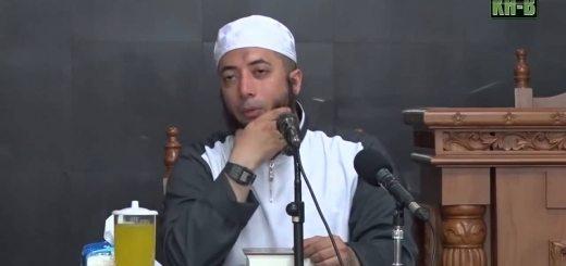 Ust Dr Khalid Basalamah
