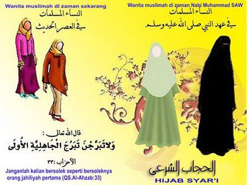 busana-muslimah-syar'i-niqob-hijab